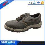 Zapatos de seguridad de acero de la punta del trabajo de la luz de los hombres Ufa012