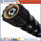 Boyau en caoutchouc de rondelle d'énergie hydraulique avec des garnitures