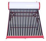 De Qal de la marca de fábrica calentador de agua solar de la presión no (200L)