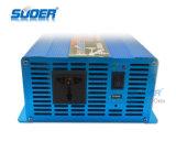 Inverseur d'onde sinusoïdale d'inverseur de la fabrication 1000W 12V de Suoer (FPC-1000A)