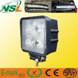 IP67 het super Heldere LEIDENE Werkende Lichte 40W 4 Auto LEIDENE van de Duim Werk Lichte 24volt
