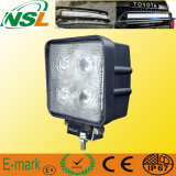 IP67 Waterproof LED Working Light 40W LED Driving Light Auto LED Work Light 10-30V LED SpotかFlood Light