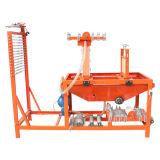 Máquina de Widsing do tubo do parafuso da Quatro-Cabeça