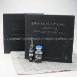 Injeção da glutatione da vitamina dos cosméticos para Whitening da beleza