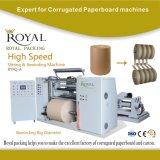 Aufschlitzende und Rückspulenmaschine große Geschwindigkeit mit Cer-Bescheinigung