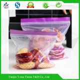 Mehrfachverwendbares Food Packaging Bag mit Zip Lock