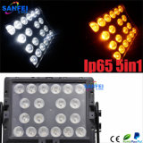 Alta qualità 20PCS*15W LED PAR Light per Outside Lightshow