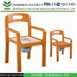 Cadeira de dobramento Ccwc10 do Commode do aço