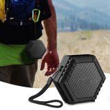 Gymsense beweglicher Bluetooth Lautsprecher, mit Ipx5 imprägniern Bluetooth 4.0 Lautsprecher