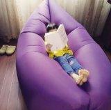 Tipo saco inflável do saco do lugar frequentado do sono do látex