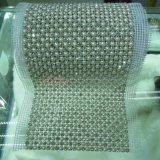 24 de Omslag van het Netwerk van het Kristal van het Bergkristal van de Diamant van rijen