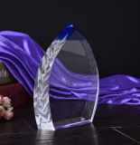 Кристаллический экран пожалования трофея K9 для подарка сувенира