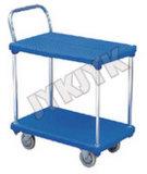 Hospitalのステンレス製のSteel Flat Plate Trolley