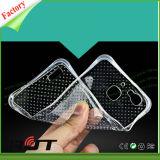 Caja a prueba de choques del teléfono móvil de aire claro del diseño ultra delgado de calidad superior TPU del amortiguador para Huawei Changxiang 5s (RJT-A042)