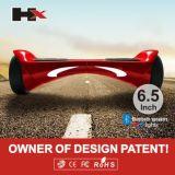Hx Fabrik-Großverkauf 6.5 Rad-elektrisches intelligentes Ausgleich-Rad Hoverboard des Zoll-elektrische Roller-zwei mit Bluetooth