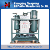 Máquina de la filtración del petróleo de la turbina de vapor, purificador del aceite lubricante del vacío