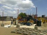 Haltbarer Block, der Maschine, Kleinkapazitätsblock-Maschine, Block-Maschine bildet Gerät herstellt
