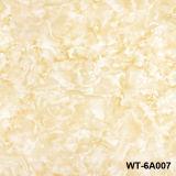 600*600 esmaltó los azulejos de suelo de cerámica del diseño del mármol de la porcelana (WG-6C07Q)
