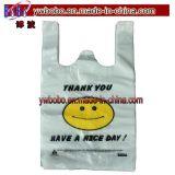 Bolso del regalo del partido con el regalo corporativo plástico del bolso de basura de las compras (G8096)