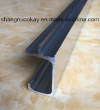 Sale quente Aluminium Extrusion Profile para Kitchen Cabinet Door Closet Door