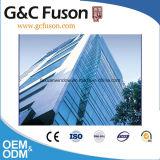 L'Australia ha progettato la parete divisoria di vetro di vetro di alluminio della parete divisoria per residenziale