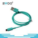Cavo di dati del USB del lampo di colore della miscela micro per il telefono astuto