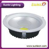 Sale를 위한 상아빛 White High Power COB LED Ceiling Light