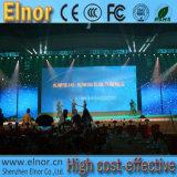 Pantalla de visualización de LED del uso comercial P3 para el alquiler