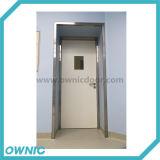 Горячая продавая стальная ручная дверь качания Sdpm-1