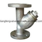 Y-Setaccio dell'acciaio inossidabile 150lb dell'estremità della flangia