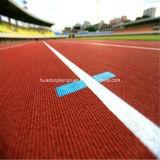 Renbaan en Field de voor alle weersomstandigheden Material van EPDM 400m Stadium Rubber