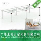 最もよい品質の会合表(ML-01-HYA)のための鋼鉄家具の机のフィート