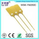 Joint en plastique de joint de Shandong d'usine de jaune en plastique de fabrication avec l'injection en métal