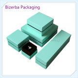 Boîte-cadeau de empaquetage de boucle de luxe de bijou