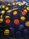 Rotella di gomma pneumatica della riga della barra di rotella di Maxtop