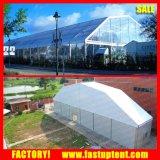 tipo resistente tenda del magazzino di figura poligonale di 20X50m