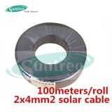 C.C picovolte Power Solar Cable de 4.0mm2 6.0mm2 Electrical