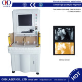 Máquina automática de la marca del laser de la fibra para el teléfono