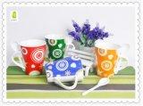 بالجملة [11وز] أباريق خزفيّ كبيرة لأنّ شاي