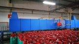 Bombola per gas di GPL che ripara la linea di produzione