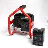 40Wプロ頑丈な電池の置換の可動装置のフラッドライト