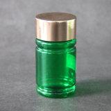 Бутылка любимчика крышки кроны для упаковывать микстуры капсулы пластичный