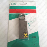 Ferramenta giratória do cortador do espadelador do cabo coaxial para RG6