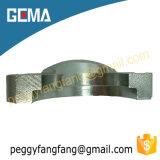 Braçadeira rachada de alta pressão da flange da placa 3000psi SAE do zinco