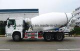 10 carro del mezclador concreto de las ruedas HOWO con precio bajo