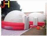Feuerfestes aufblasbares Projektions-Abdeckung-Zelt-aufblasbares astronomisches Zelt