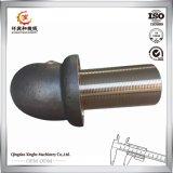 Bastidor del bronce de aluminio del cobre del cinc de la fundición de China con la voladura