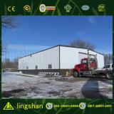 Taller prefabricado del bajo costo de China con la certificación del SGS