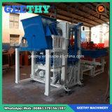 Qt4-15c automatische Kleber-Ziegeleimaschine hohle Ziegelstein-Maschine