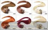 Micro extensão do cabelo do anel